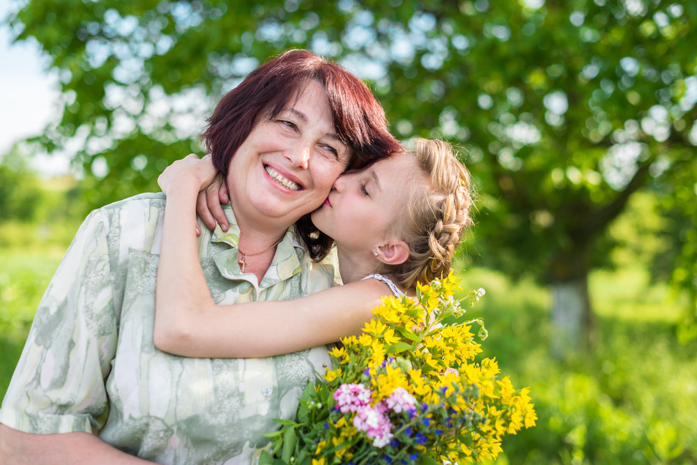 Dental implants would make a perfect gift for Mother's Day