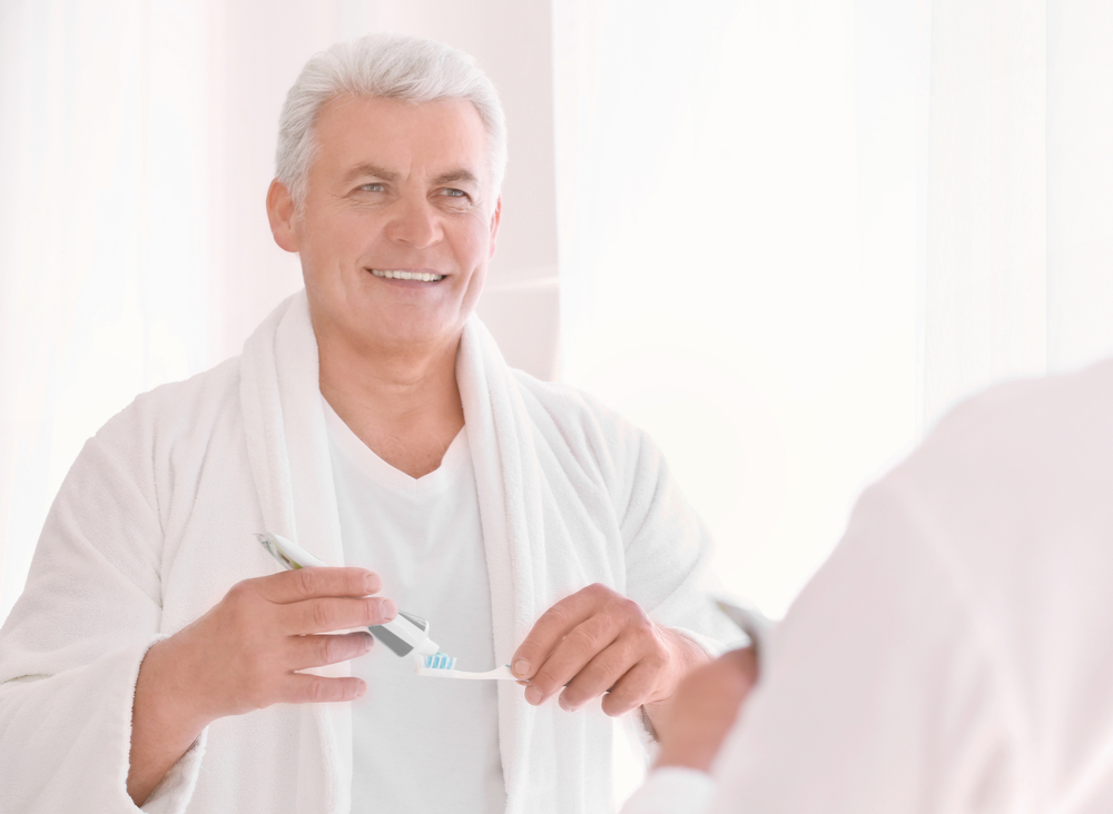 dental care with tooth implants