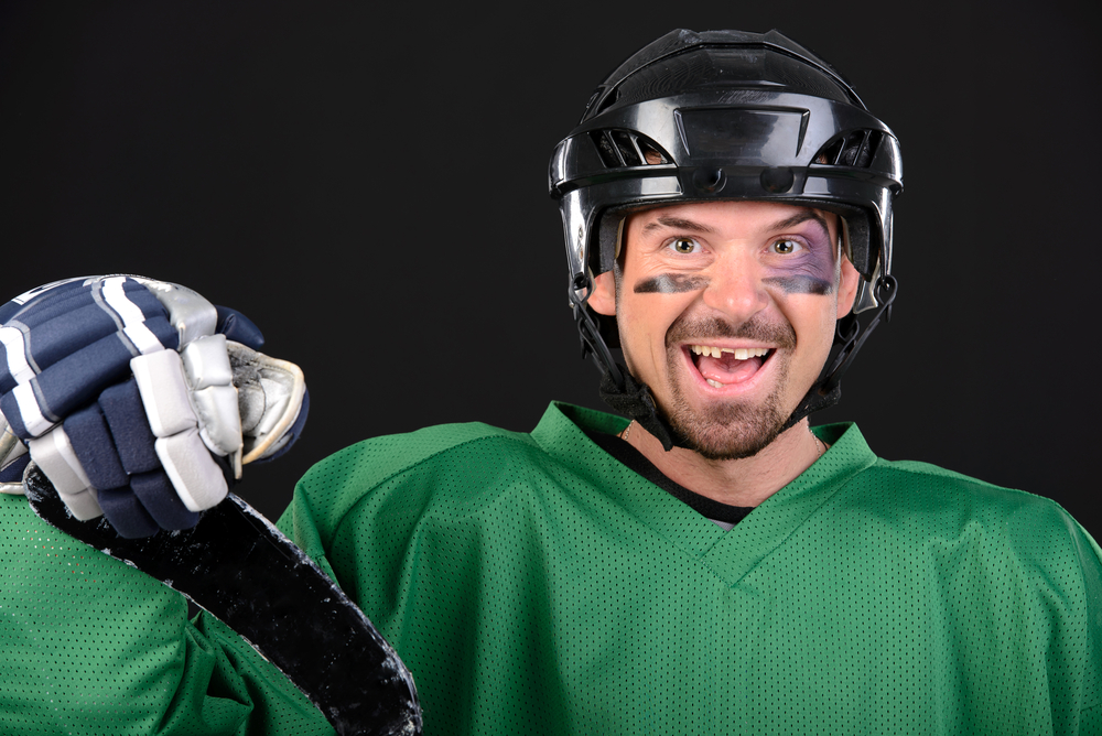 Sports Injuries and Dental Implants