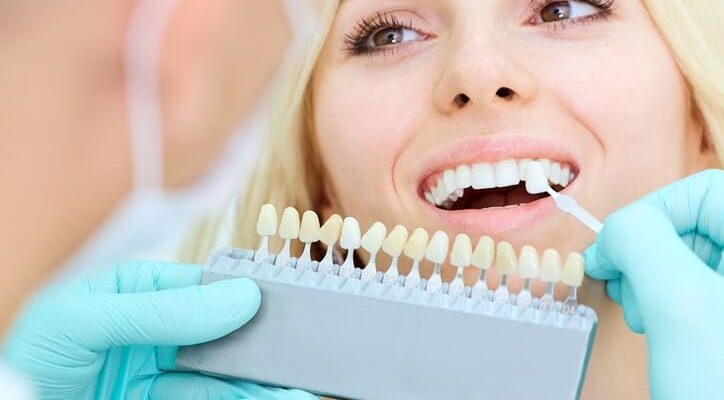 what are dental implants made of