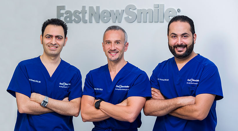 The Prosthodontists of FastNewSmile®